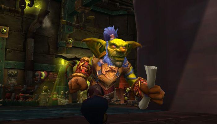 World of Warcraft و کاهش سرعت Auction House