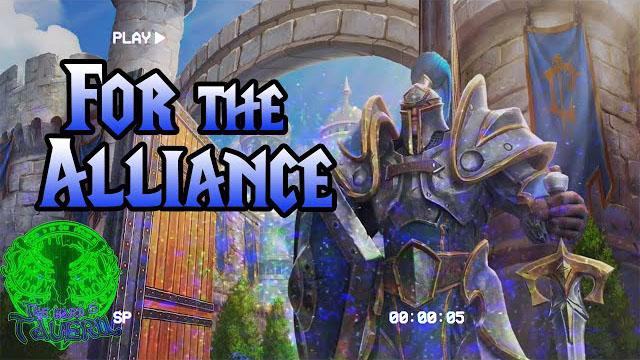 موسیقی For the Alliance