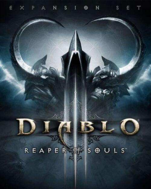 سی دی کی Diablo III: Reaper of Souls